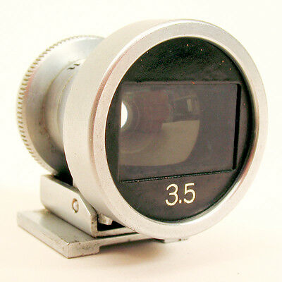 NIKON NIPPON KOGAKU 35mm Viewfinder for LEICA Range Finder Cameras
