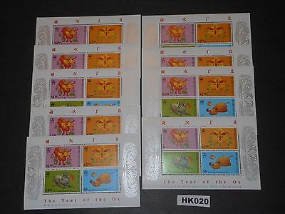 Pr China. Hong Kong.  Mint Never Hinged Stamps . (Lot Hk020)