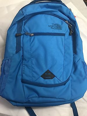 The North Face Pivoter Backpack, Blue Aster, New with Tags