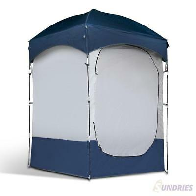 Camping Shower Toilet Tent Outdoor Portable Change Room Privacy Shelter Single