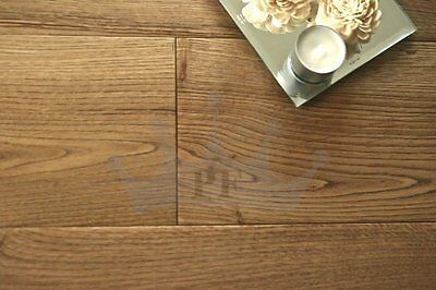 Victoria Solid Traditional Oak 150mm x 18mm Brushed and Oiled Wood Flooring
