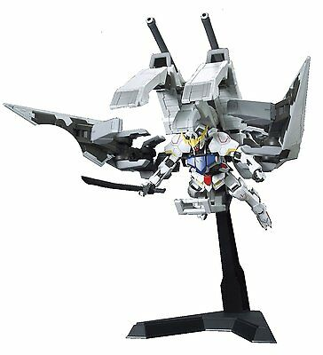 HG Gundam Barbatos & Long Distance Transport Booster 'Gundam IBO' Kit (1/144)