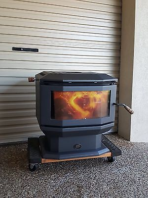 Wood Heater Convection Heater Fireplace Slow Combustion SAXON