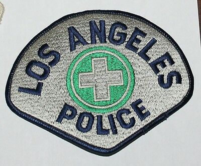 LAPD LOS ANGELES POLICE DEPT Traffic Division Officers California LA Co CA PD