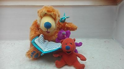 Bear in the Big Blue House and friends