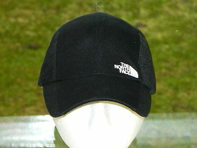 The North Face Cap Black Unisex Running Hiking Hat - One Size Fits All