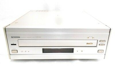 Pioneer compact laser disc player CLD-939 N2528229