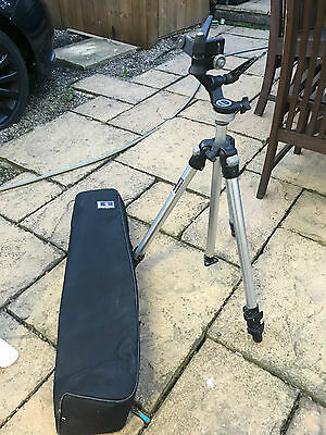 Manfrotto 055CL Tripod with 115 Head