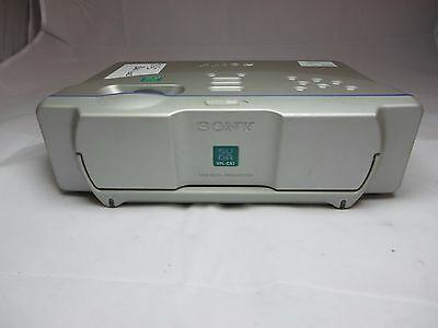 Sony VPL-CS1 3LCD Projector - 263 Bulb Hours Used
