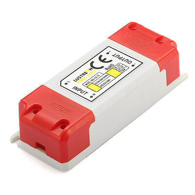 LUSTREON AC100-240V to DC12V LED Driver Power Supply Adapter Transformer 12W~60W