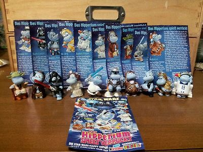Set Hippo Star Wars - GERMANIA 2002