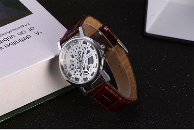 Quartz Watch for Men Orologio Uomo Elegante