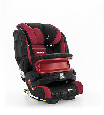 Recaro MONZA NOVA IS child car seat | Ruby | 9-36kg/20-79lbs | MADE IN GERMANY