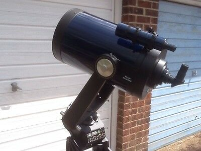 10 Inch Meade Lx6 telescope in very good condition and  fully operational