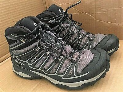 Salomon Gore-Tex Walking Climbing Trekking Boots Shoes UK 5 | EUR 38