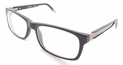 TIMBERLAND Full Rim Black Rectangular Used Glasses Eyeglasses Frame