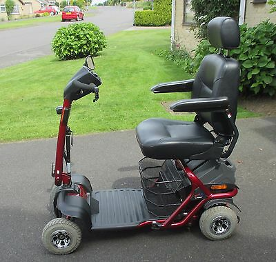 Rascal Liteway 8 Mobility Scooter
