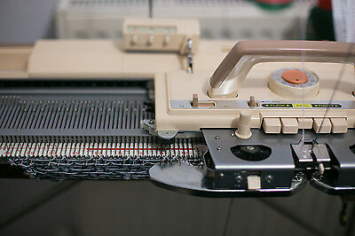 Brother Knitting machine KH830. Excellent condition.