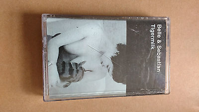 Belle & Sebastian Tigermilk album - very rare on cassette - good condition