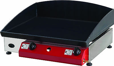LPG Gas Griddle Hot Plate Barbecue 51x40   Professional