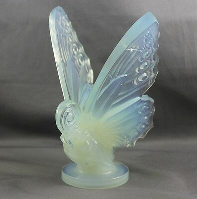 Sabino Art Glass LARGE Open Wing Butterfly B154