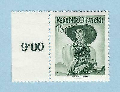 mjstampshobby 1948 Austria SG#1127 Unused VF Cond OG (Lot3637)