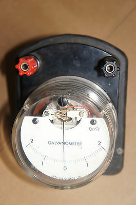 Griffin & George Ltd  Galvanometer
