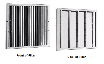 """20"""" x 25"""" x 2"""" Captrate SOLO Filter for PCU"""