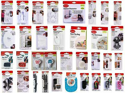 New Variety Of Clippasafe Safety Locks For Kids Children Home Safety And Outdoor