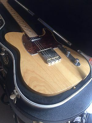 Fender Telecaster  Body Loaded with pick ups and bridge