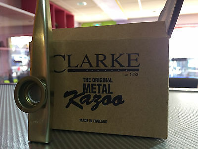KAZOO !!! Clarke original lot de 2
