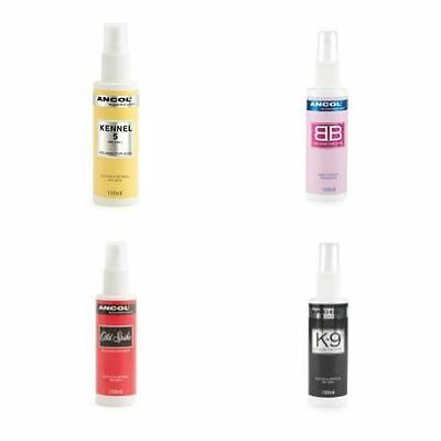 Ancol Dog/Puppy Cologne, Perfume, Deodorant Spray 100ml - Various