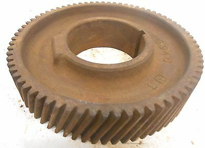 Unknown Brand, Helical Gear, 113940, 72 Teeth