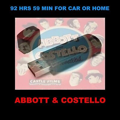 Abbott & Costello. Enjoy All 195 Old Time Radio Shows While Driving Or At Home!