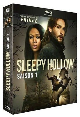 Sleepy Hollow Saison 1 Blu Ray Neuf