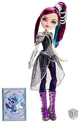 Mattel Ever After High Dragon Games - Bambola Raven Queen - NUOVO