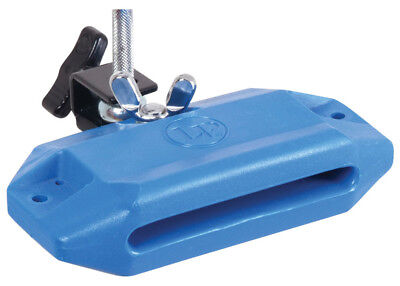 Latin Percussion LP1205 High Pitch Jam Block - Blue (NEW)