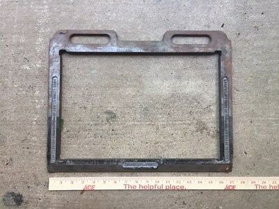 3 10x15 Chandler & Price Letterpress Chase with Handles