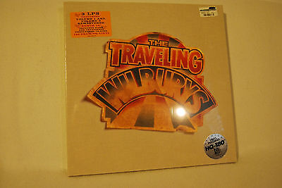 The Traveling Wilburys Collection - 3 Lps / 180 Gram Hq Vinyl / Factory Sealed