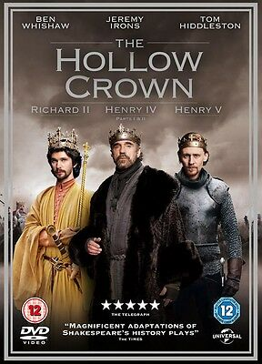 The Hollow Crown: Series 1 (Box Set) [DVD]
