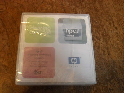 Hp Dlt C5142A Cleaning Cartridge New/sealed