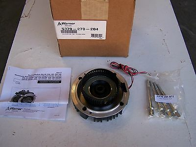 Warner 5370-270-204 Electric Clutch EM-50-10 GEN 2 90VDC NEMA 48Y-56C New