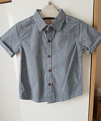 Boys NEXT shirt 12-18 months BNWT