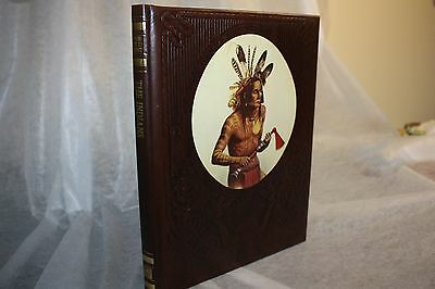 "The Indians""The Old West"" Time Life Books 1970's"