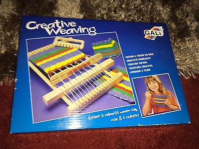 Gali Creative Weaving Loom With Wool Vgcc Kids Adults Crafts