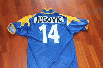Maglia Shirt Camiseta Jugovic 14 Juventus 1996 Champion's League Final XL