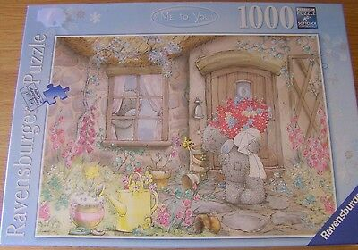 *new & Sealed* *me To You 1000 Piece Jigsaw Puzzle* *tatty Teddy* *ravensburger*