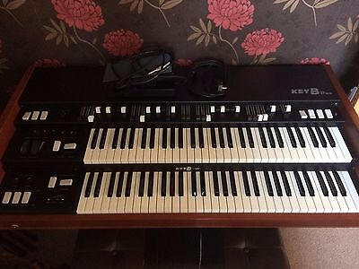 KeyB Duo organ MKII  keyboard