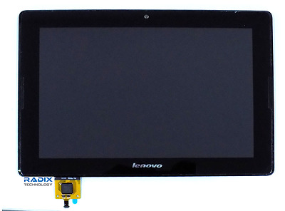 """New 10.1"""" LCD Screen Display Panel Assembly For Lenovo A10-70 A7600-F A7600-H UK"""