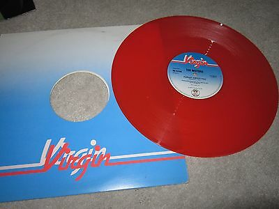 "12"" vinyl single ,The Motors ,Forget about you ,colored record"